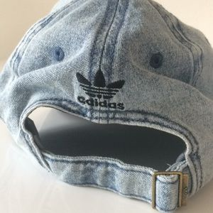 a90e655c35293 adidas Accessories - ADIDAS DENIM hat NEW urban OUTFITTERS stonewash UO